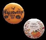 Buttons Happy Halloween per stuk 5 cm diverse designs