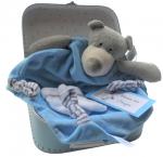 Geboortekoffertje met kraamcadeau's nr. 4