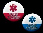 Button medisch 5cm cm per stuk