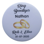 button ringbeveiliger 7,5 cm per stuk