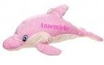 Dolfijn met naam bedrukt