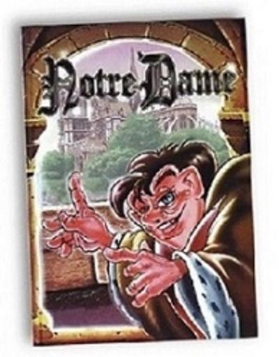 Kinderboek met naam De klokkenluider van Notre-Dame
