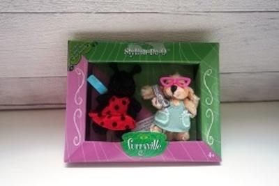Furryville miniatuur U.S.A. losse doosjes per stuk