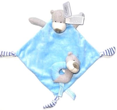 Tutpop met naam geborduurd beer merk Funnies set