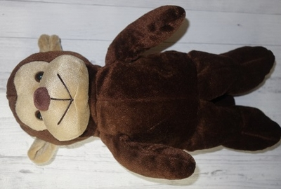 Knuffel met geboortegegevens bedrukt merk Kellytoy U.S.A. 13 soorten AANBIEDING