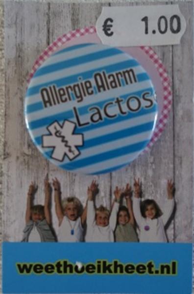 Buttons voedsel allergie aanbieding per stuk op=op