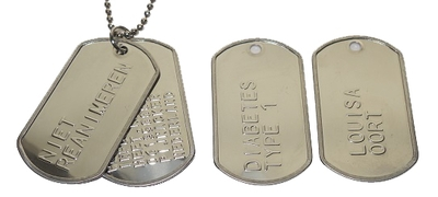 Dogtags RVS special