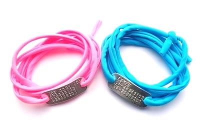Armband SOS voor kinderen, tieners en volwassenen wikkelarmband