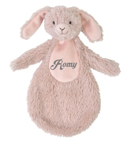 Happy Horse Rabbit Rossi knuffeldoekje met naam