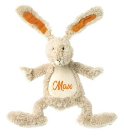 Happy Horse Rabbit Twine knuffeldoekje met naam