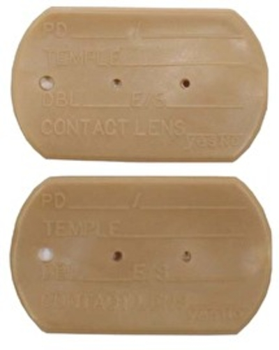 Silencers voor US Dog Tags originele set